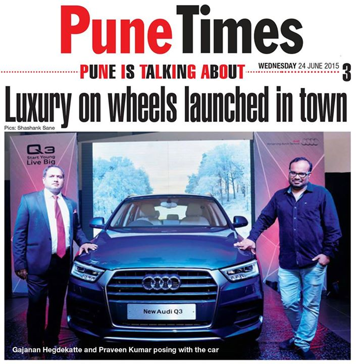Luxury on wheels launched in town
